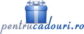 Pentru Cadouri Logo